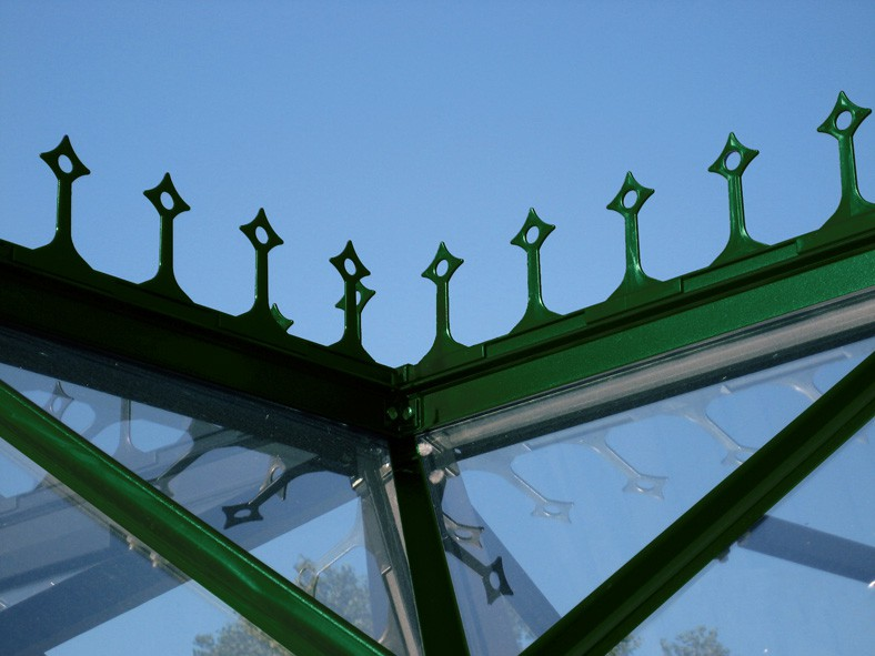 Декор крыши для Sirius cresting