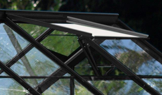 Дополнительный люк крыши
