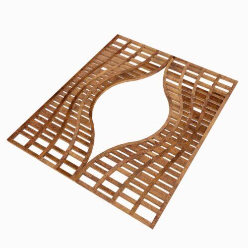 Приствольная решетка Organic